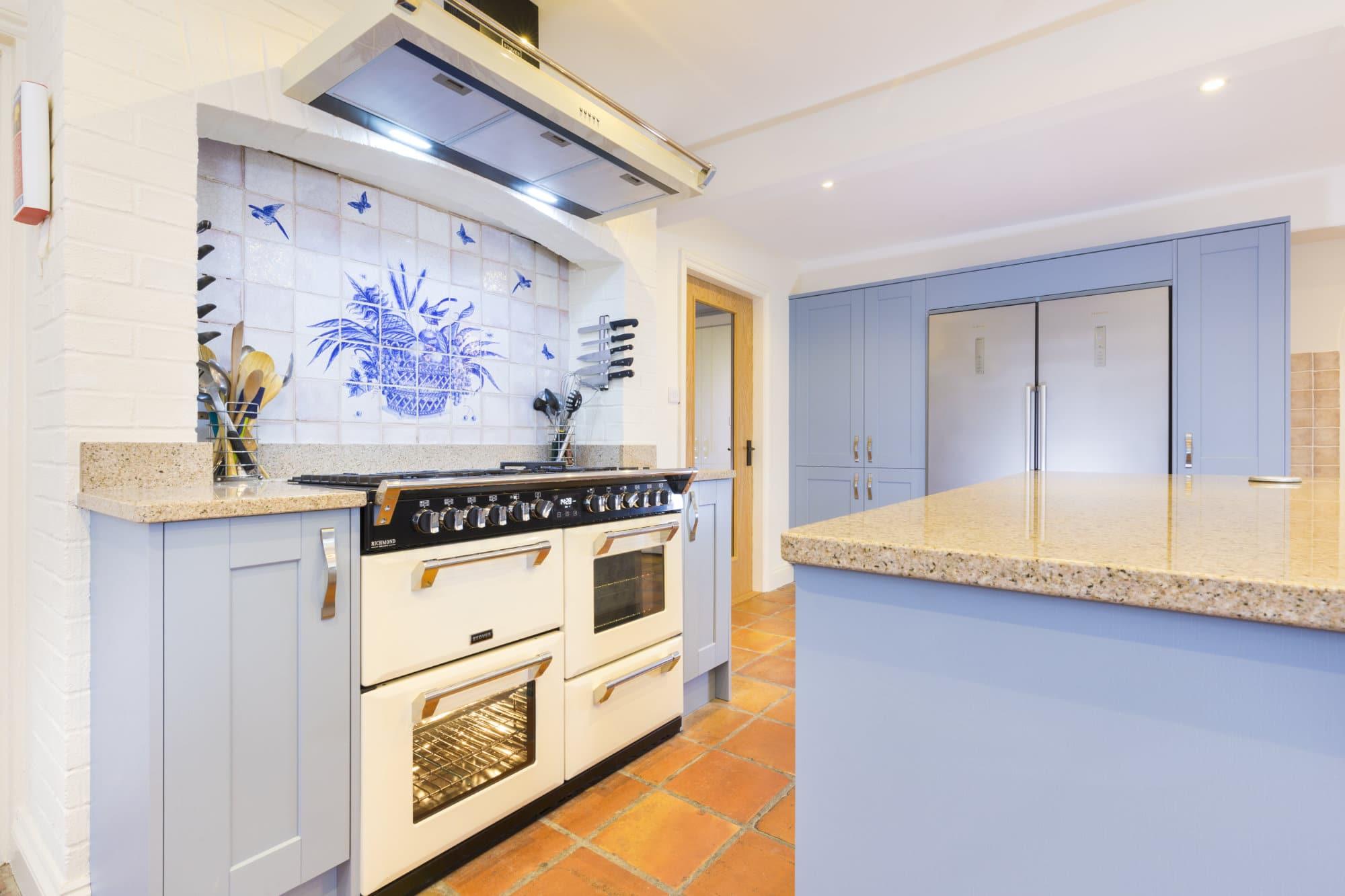 Bala Brook House Kitchen