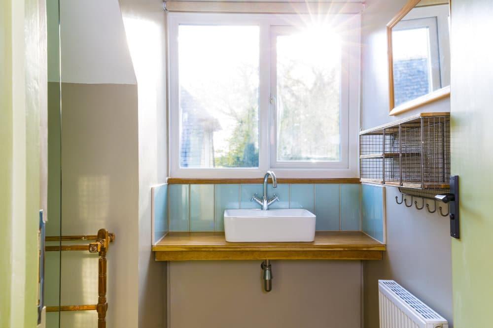 Bathroom at Bala Brook