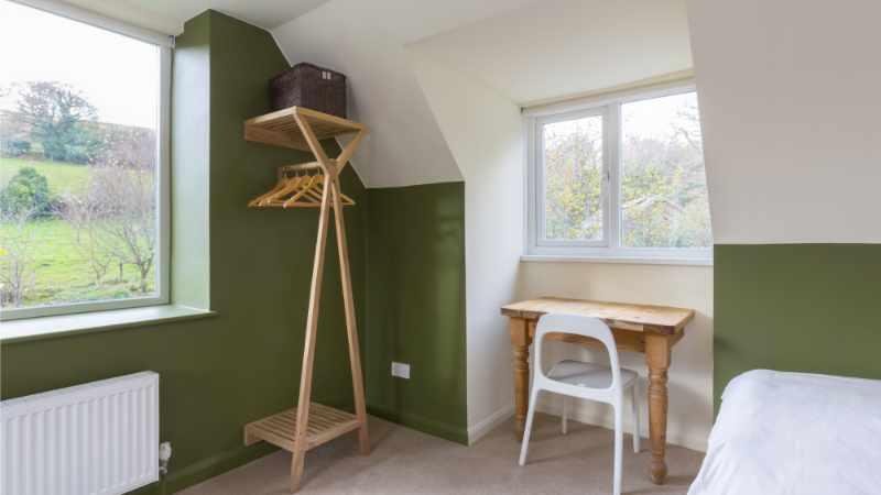 Bedroom at Bala Brook